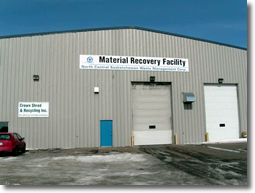 The recovery facility